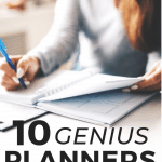 Need to calm the chaos in your home and schedule? Try a mom planner to get back on track! These best planners for moms will help you keep track of your commitments, conquer your schedule, and set and meet goals! Which one is your perfect match?