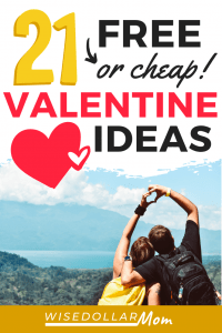 Looking for the perfect Valentine ideas for your husband? Ditch the cheesy, boring, or expensive gifts and dates this year. Instead, reach for one of these genius Valentine's Day gift ideas for him. Or get adventurous on a budget with our favorite Valentine date inspiration! It's time to bring the romance without breaking the bank!