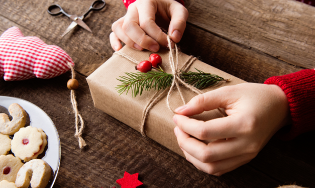 How To Have A Holly Jolly, Budget-Friendly Christmas — With Fewer Gifts!